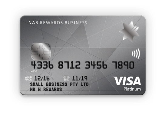 NAB Rewards Business Card