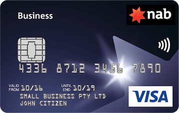 Low rate business credit card to help manage cash flow nab nab low rate business card reheart Gallery