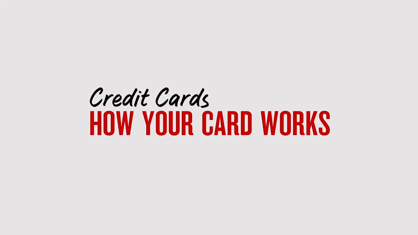 Manage your NAB credit card - Manage your credit card - NAB